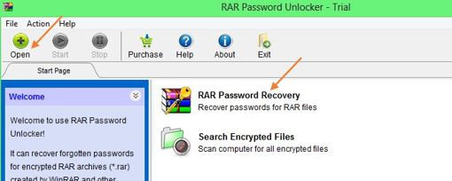 how to unlock rar file without password in android