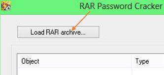 Load RAR File