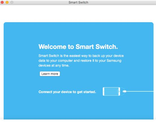 SMart Switch on MAC OS Home