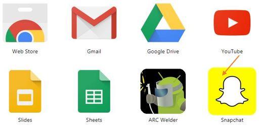 Sanchat on Chrome using Arc Welder