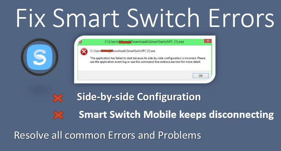 Smart Switch Not Working on PC, Mac