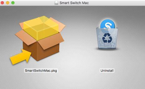 SmartSwitchMAC PKG