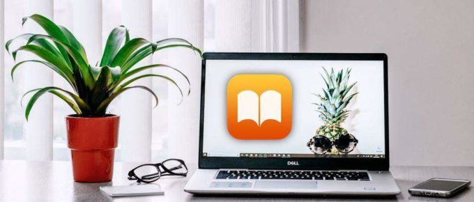 iBooks on Windows PC