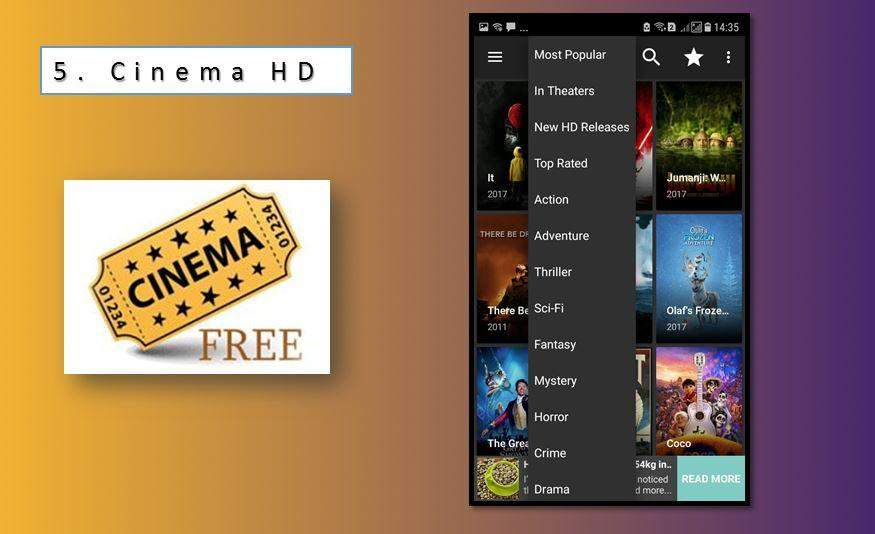 Cinema HD Movies APK